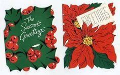 Unused Volland DIE CUT Christmas Greeting Card LOT Glossy Paper | eBay