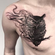 Smokey Owl More