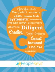 Learn more about the C personality style from DISC tests. Do you know what motivates a C personality and what they fear? Type C Personality, Disc Personality Test, Personality Assessment, Introvert, Infp, Disc Assessment, Understanding People, Work Goals, Health Psychology