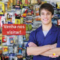 Já conhece as nossas lojas?  São dois endereços para te atender. LOJA I Av. Livramento, 305  Veneza II – Ipatinga/MG  LOJA II: Rua Diadema, 325  Parque Caravelas – Sant. do Paraíso/MG