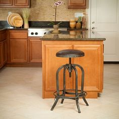 Dempsey Industrial Bar Stool 27 inches.  May be too big for my counter. $109.00 each.