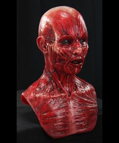 CFX Composite Effects - Flayed Julia Silicone Mask