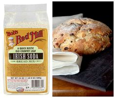 Win it! Click through to enter to win our Irish Soda Bread Mix in time to celebrate St Patrick's Day
