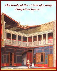 Pompeii (The Roman World) Ancient Rome, Ancient Greece, Ancient History, Roman Architecture, Ancient Architecture, Pompeii And Herculaneum, Pompeii Ruins, Roman City, Roman History