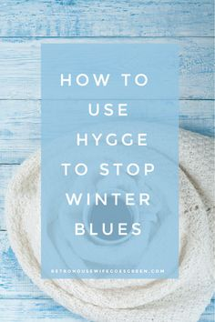 Do you find yourself feeling the winter blues? Try adding some hygge to your life. These simple tips and tricks will have you chasing those blues away. Nothing too fancy here just simple tips anyone can actually use. Feeling Down, How Are You Feeling, Danish Culture, Tidy Room, Retro Housewife, Messy Room, Retro Advertising, Relaxing Bath, You Are Perfect