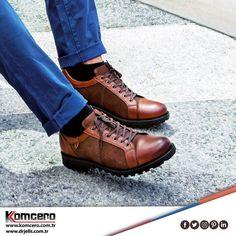 Her adımda rahatlığı keşfedin... #Komcero #ayakkabı #trend #fashion #moda #AyağınızdakiEnerji