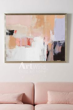 Pink Painting, Oil Painting Abstract, Abstract Wall Art, Painting Art, Watercolor Painting, White Canvas Art, Diy Canvas Art, Colorful Wall Art, Painting Inspiration