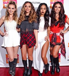Find images and videos about little mix, perrie edwards and jesy nelson on We Heart It - the app to get lost in what you love. Little Mix Outfits, Little Mix Jesy, Little Mix Style, Little Mix Girls, Jesy Nelson, Little Mix Salute, Perrie Edwards Style, Litte Mix, Girl Bands