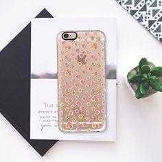 Spring Pinks - New Standard Case