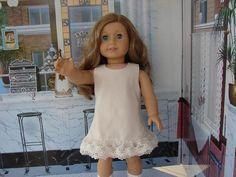 (9) Name: 'Sewing :Free American Girl 1950s Slip 1 of 2
