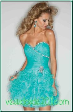 Vestidos Para Damas De 15 | vestidos-de-XV-años-cortos-modernos-largos-de-princesa-cambio-prom ...