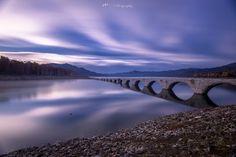 Kamishihoro-chō, hokkaidō, Japanで撮影されたタウシュベツ橋梁の写真 Stream : パシャデリック