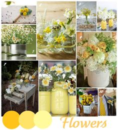 #yellow & green wedding  ... Wedding ideas for brides & bridesmaids, grooms & groomsmen, parents & planners ... itunes.apple.com/... … plus how to organise an entire wedding, without overspending ♥ The Gold Wedding Planner iPhone App ♥
