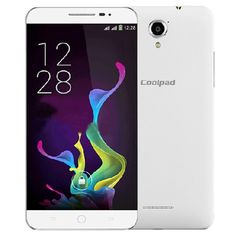 [$104.00] Coolpad Y76 5.5 inch TFT IPS Screen Android OS 4.4 Smart Phone, MSM8916 Quad Core 1.2GHz, ROM: 8GB, RAM: 1GB, Support GPS, A-GPS, GSM & WCDMA & FDD-LTE(White)