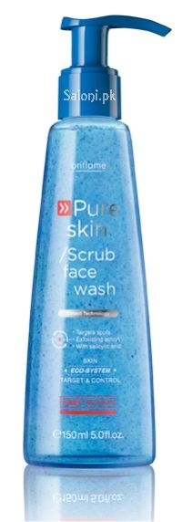 A deep-acting, exfoliating cleanser which targets spots and blackheads by penetrating pores with powerful anti-bacterial ingredients. Continues to work long after you've washed your face. Use daily.