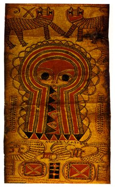 Ethiopian magic scrolls