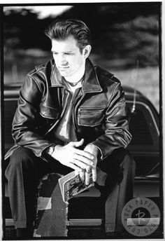 Chris Isaak by Loren Haynes