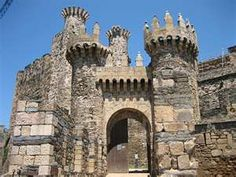 Castle of the Knights Templar, Spain                                                                                                                                                                                 More