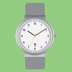 Braun Watch Illustration by Specylak
