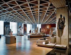 galeria de arte de yale louis kahn - Buscar con Google