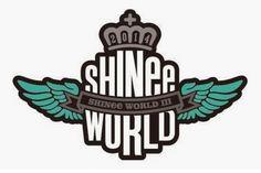 shinee world iii logo concert