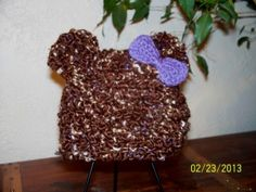 Sister Bear Hat by HenHouseCrochet on Etsy, $13.00