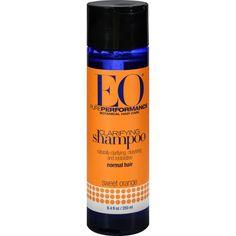Eo Products Shampoo - Refreshing - Sweet Orange - 8 Fl Oz