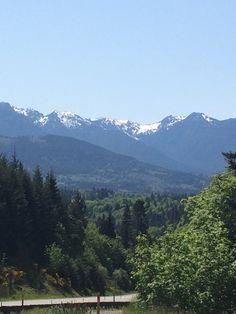 Olympic Mountains Olympic Mountains, Olympics, Spaces, Nature, Travel, Naturaleza, Viajes, Traveling, Natural