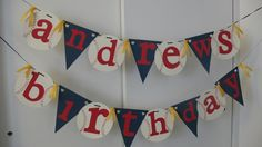 baseball party decorations