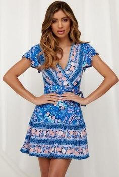 Casual Dresses, Short Sleeve Dresses, Dresses With Sleeves, Summer Dresses, Floral Dresses, Short Sleeves, Beach Dresses, Lovely Dresses, Holiday Dresses