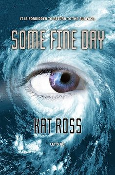 On my blog (The Book Fairy's Haven): Author guest post: At the heart of climate fiction by Kat Ross