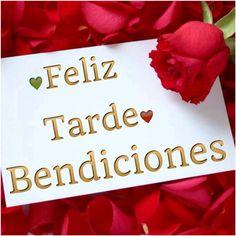 Buenas tardes !!!