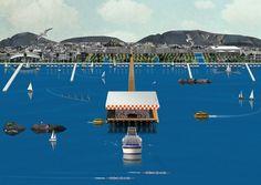 point supreme architects: faliro pier athens