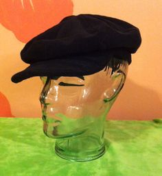 """""""Chimney Sweep"""" hat tutorial - I could make one for Calvin!"""