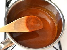 Homemade Enchilada sauce in 5-10 minutes.