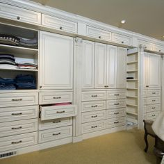 Built In Bedroom Closets Design Ideas, Pictures, Remodel, and Decor - page 2