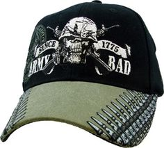 Army Bad Since 1775 Embroidered Military Baseball Cap