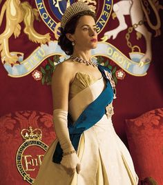 Claire Foy stars as Queen Elizabeth II in the £100million Netflix series The Crown and has received critical acclaim for her performance