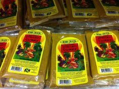 100%+Jamaican/Indian+Curry+Powder+Seasoning+-+3+oz/+85+Grams+Bag