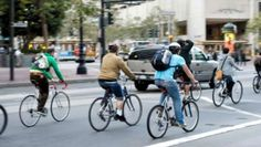 12 reasons to start using a bicycle for transportation Economic instability and ever-increasing climate change are just two of the many reasons riding a bike is an excellent alternative to driving.