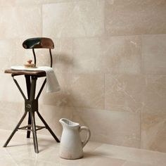 A classic, light marble that is delicate in both shade and markings. Ideal for both floors and walls, Botticino works in harmony with all interior styles. Available here in a reflective, polished finish. Honed Marble, Marble Tiles, Marble Floor, Stone Tiles, Wall Tiles, Mandarin Stone, Natural Stone Flooring, Wall Finishes, House