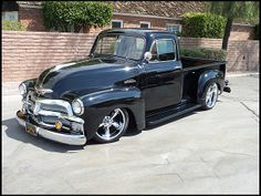 1954 Chevrolet 3-Window Pick-Up  ★。☆。JpM ENTERTAINMENT ☆。★。