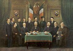 The Leaders of the 1916 Rebellion. Roisin Dubh, Ireland 1916, National History Day, Irish Independence, Irish Celebration, Easter Rising, Michael Collins, Irish Roots, Fighting Irish