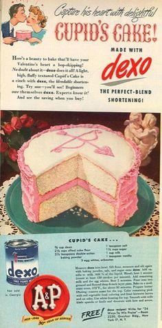 Cupid's Cake!
