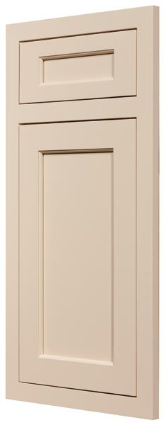 Fremont- Maple-Palace White-Toulmin Cabinetry and Design