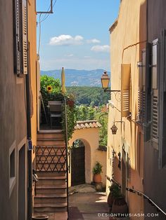Mougins, a commune in the Alpes-Maritimes department in southeastern France, near Cannes