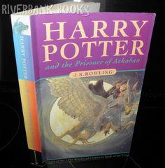 Title - Harry potter and the Prisoner of Azkaban. Prisoner Of Azkaban, Harry Potter Books