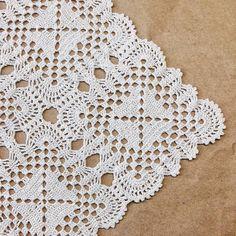 Online Marketing Strategies For Interior - DIY & Crafts Crochet Mat, Crochet Dollies, Cotton Crochet, Crochet Home, Thread Crochet, Filet Crochet, Crochet Doily Patterns, Granny Square Crochet Pattern, Crochet Diagram