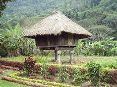 Bahay Kubo is an indigenous house used in the Philippines. The native house has traditionally been constructed with bamboo tied together and covered with a thatched roof using nipa/anahaw leaves. A Bahay Kubo is an icon of Philippine culture as it represents the Filipino value of bayanihan, which refers to a spirit of communal unity.