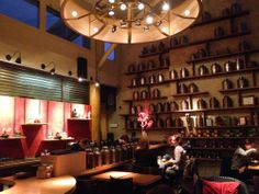 Samovar Tea Lounge in San Francisco   Thirsty for Tea